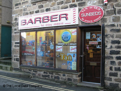 Chevin Barber Otley