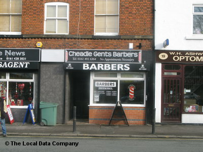 Cheadle Gents Hairdressing Cheadle