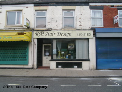 K M Hair Design Stockport