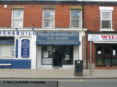 Peers Hair Design Stockport