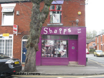 Shapps Hair Studio Stockport