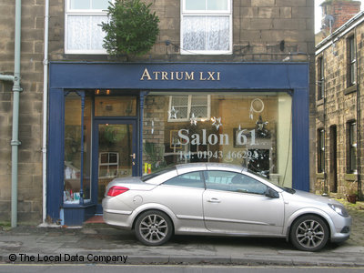 Atrium LXI Salon 61 Otley