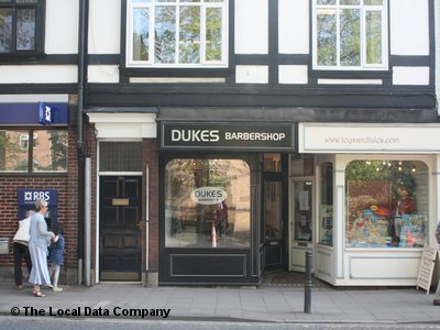 Dukes Barbershop Stockport