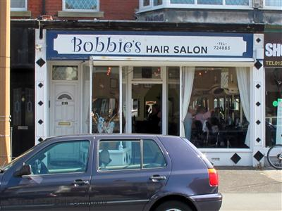 Bobbies Hair Salon Lytham St. Annes