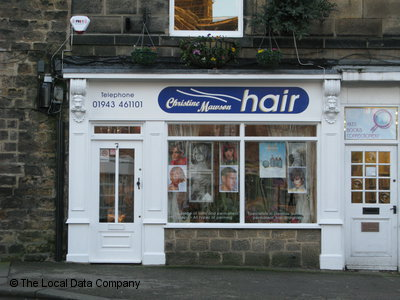 Christine Mawson Hair Otley