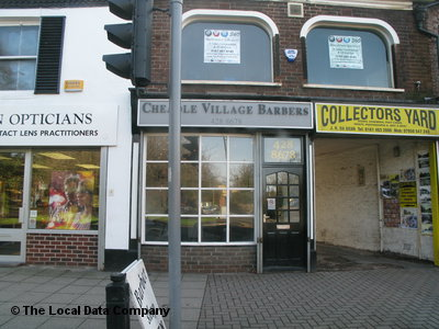 Cheadle Village Barbers Cheadle