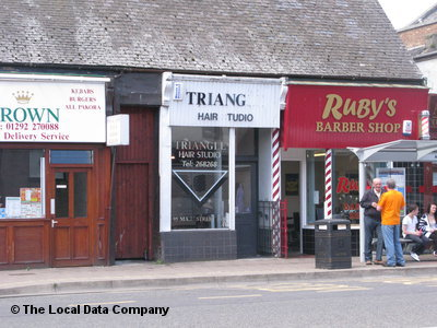Triangle Hair Studio Ayr