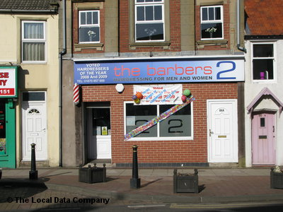 Barbers  Newbiggin-By-The-Sea
