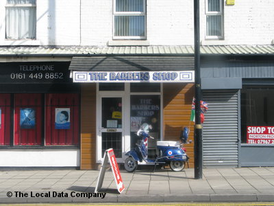 The Barbers Shop Stockport