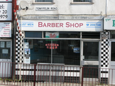 Just Men Barber Shop Caerphilly