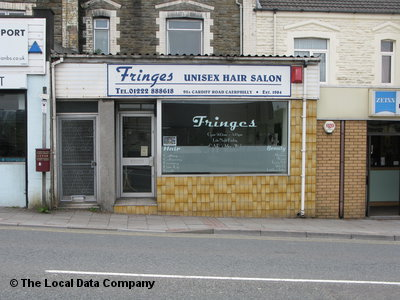 Fringes Unisex Hair Salon Caerphilly