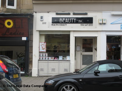 Beauty Inc Glasgow