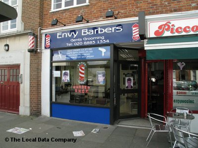 Envy Barbers London