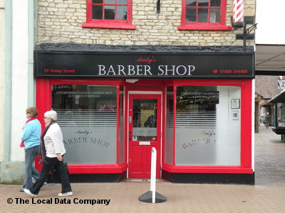"Andy""s Barber Shop Bicester"