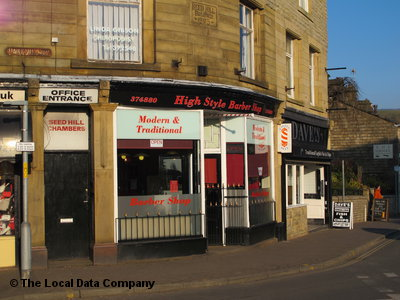 Barber Shop Littleborough