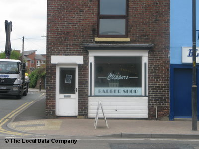Clippers Barbers Shop Stockport
