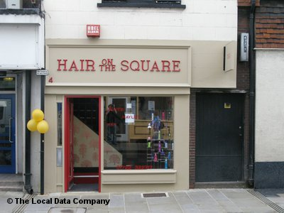 Hair On The Square Salisbury