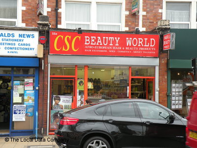 Csc Beauty World Harrow