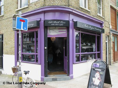 Mollie Sugden Hairdressing London