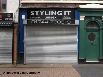 Styling It Hairdressers In St Helens