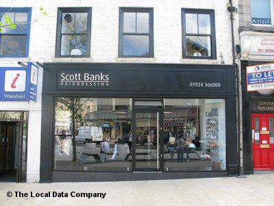 Scott Banks Hairdressing Wakefield