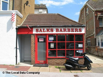 Salks Barbers Bexhill-On-Sea