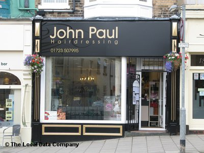John Paul Hairdressing Scarborough
