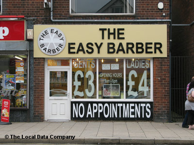 The Easy Barber Alfreton