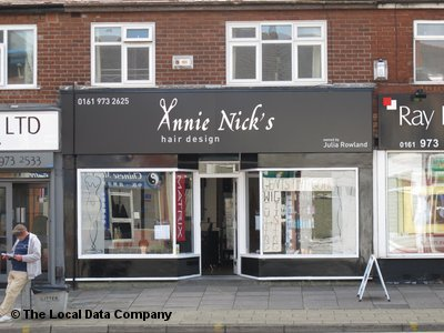 "Annie Nick""s Hair Design Sale"