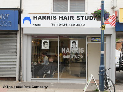 Harris Hair Studio Birmingham