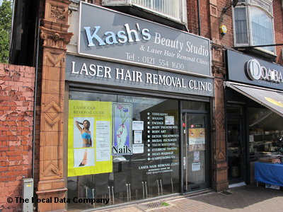 Kashs Beauty Studio Birmingham