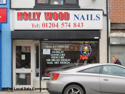Holly Wood Nails Bolton