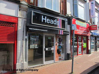 Heads Hair Co Smethwick