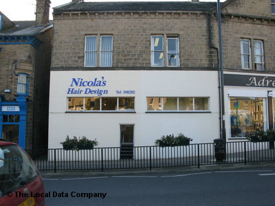Nicolas Hair Design Shipley