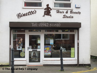 Ginette Hair & Beauty Studio Bolton
