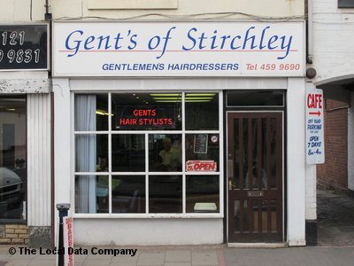Gents Of Stirchley Birmingham