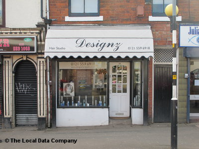 Designz Hair Studio Rowley Regis