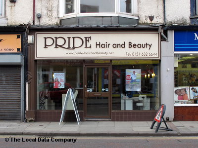 Pride Hair & Beauty Wirral