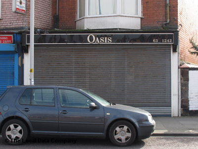 Oasis Hairdressers Wirral