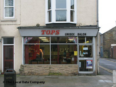 Tops Unisex Salon Crook