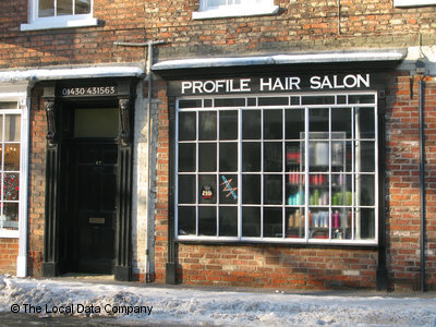 Profile Hair Salon Goole
