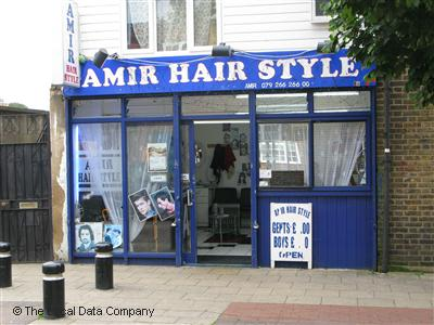 Amir Hairstyle London