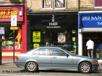 284 Hair Sheffield