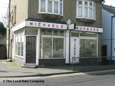 Michaels Barbers Benfleet