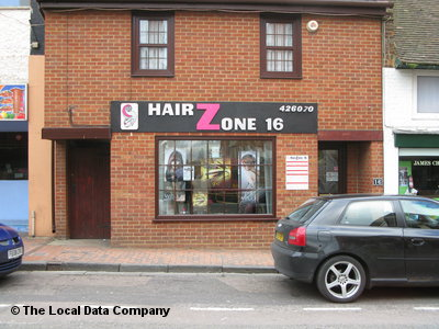 Hair Zone 16 Sittingbourne