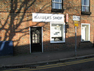Barbers Shop Hythe
