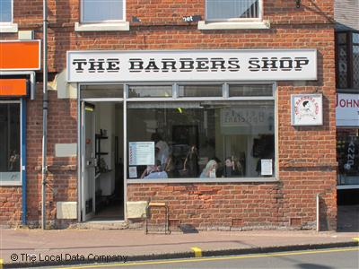 Barbers Shop Leyland