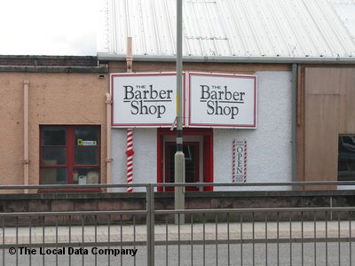 The Barber Shop Inverness