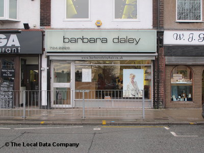 Barbara Daley Liverpool