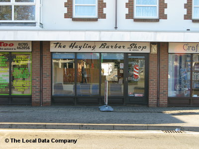 The Hayling Barber Shop Hayling Island